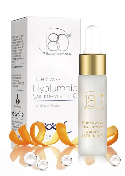 180 Cosmetics Hyaluronic Acid with vitamin C serum