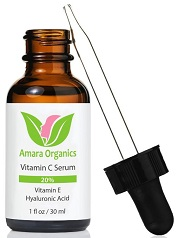 vitamin C facial serums