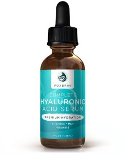 Foxbrim hyaluronic acid serum