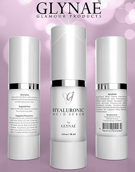 Glynae Hyaluronic Acid and Vitamin C Serum