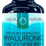 InstaNatural Hyaluronic acid with vitamin C