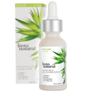 InstaNatural Vitamin C Skin Clearing Serum