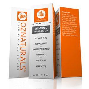 OZ Naturals Vitamin C Serum for Face