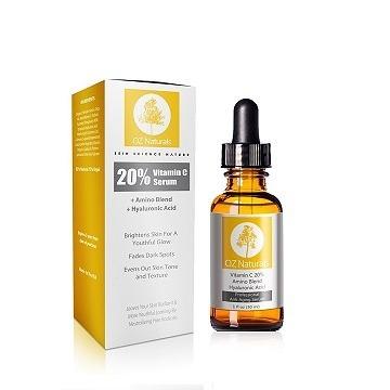 OZ Naturals Vitamin C Face Serum