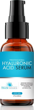Petunia hyaluronic acid serum