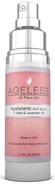 Thera Vita Hyaluronic Acid with Vitamin C Serum