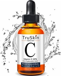 Trueskin vitamin C serum for sensitive skin