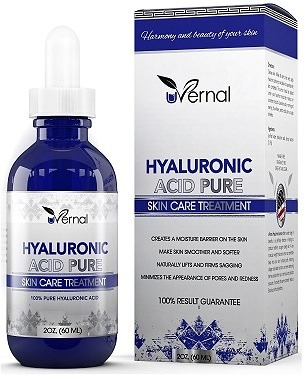 Vernal Hyaluronic Acid Anti Aging Formula