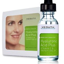 hyaluronic acid and vitamin c serum