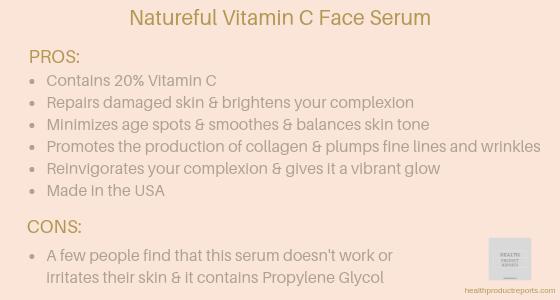 Natureful Vitamin C Face Serum
