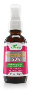 Best vitamin c and hyaluronic acid reviews - Natureful Vitamin C Face Serum