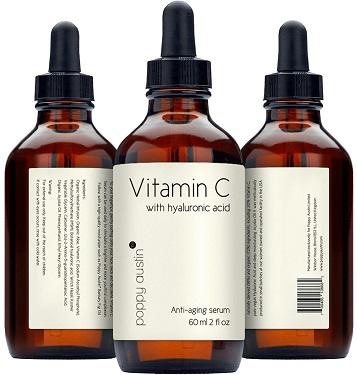 Poppy Austin Vitamin C Face Serum - 25 pr cent