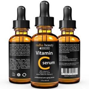 Radha Vitamin C serum for face