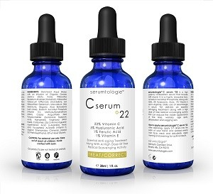 Serumtologie Vitamin C with Hyaluronic Acid Serum