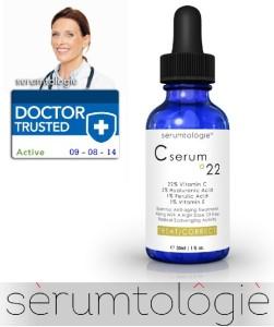 Serumtologie Vitamin C with Hyaluronic Acid Serum