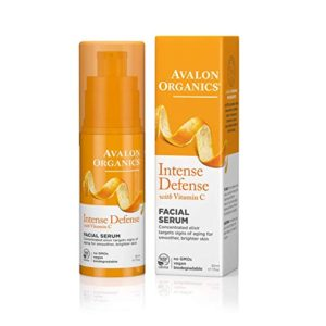 Avalon Organics Vitamin C serum