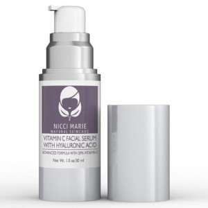 Nicci Marie - Vitamin C facial serum