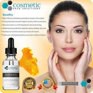 Cosmetic Skin Solutions Resurfacing Serum - glycolic acid product