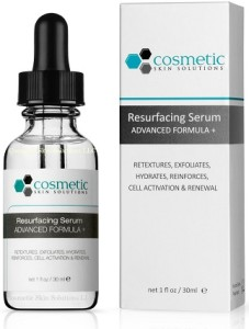 Cosmetic Skin Solutions Resurfacing Serum - glycolic acid product