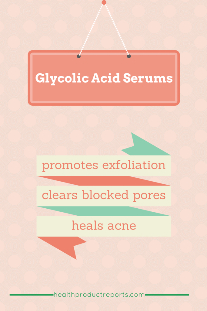 benefits of glycolic acid