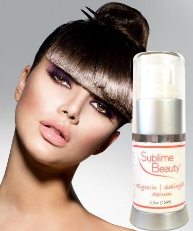 Sublime Beauty Glycolic Acid Serum - alpha hydroxy acid