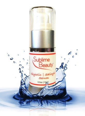 Sublime Beauty Glycolic Acid Serum - alpha hydroxy acid
