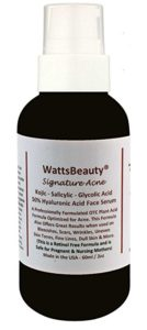 watts glycolic acid - new