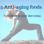 Anti-aging foods + your hyaluronic acid serum everyday