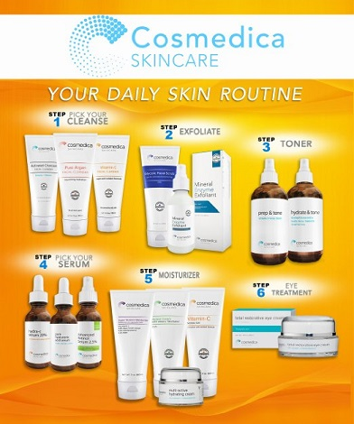Cosmetica Hydra - C vitamin C Facial Serum