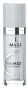 Image Skincare MAX serum - hyaluronic acid facial  - stem cell facts