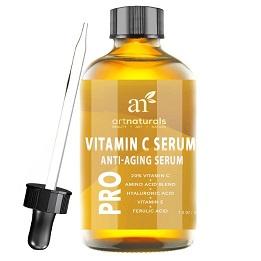 ArtNaturals Enhanced Vitamin C and hyaluronic acid Serum