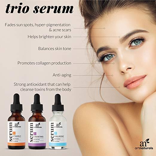 ArtNaturals vitamin C serum