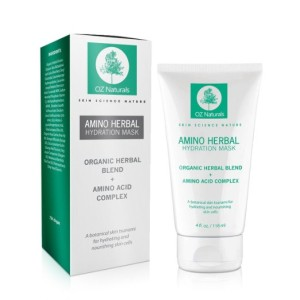 Oz Naturals Amino Herbal Hydration Mask