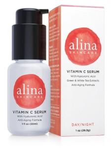 Alina Skincare vitamin C Serum