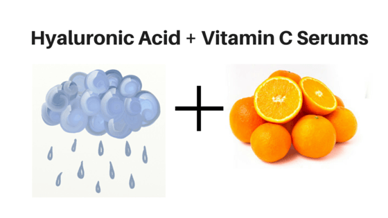 benefits of Hyaluronic Acid and Vitamin C Serums