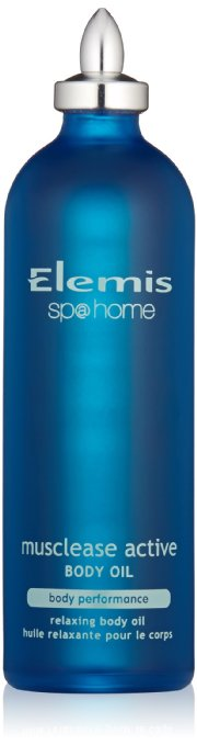 Elemis Musclease Active Body Oil - good gifts for mothers day