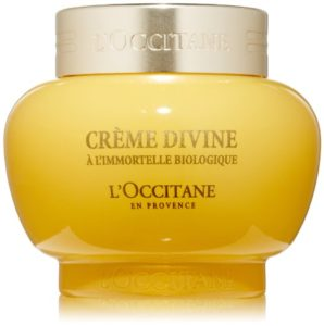 L'Occitane Immortelle Divine Cream - last minute mothers day gifts