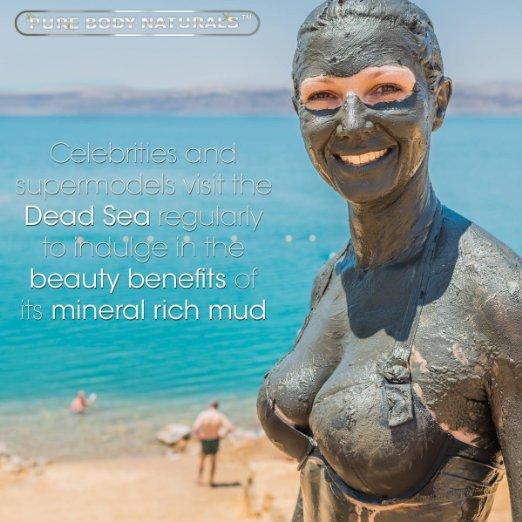 Benefits of Dead Sea Mud Mask