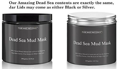 Dead Sea Mud Mask ingredients
