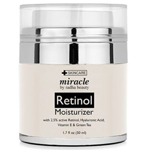 best Retinol Moisturizer Cream for wrinkles