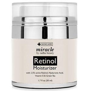 best Retinol Moisturizer Cream for wrinkles