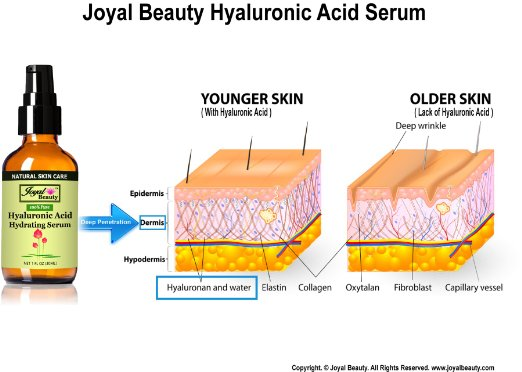 Vegan Hyaluronic Acid Serum