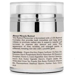 Retinol Moisturizer Cream 3