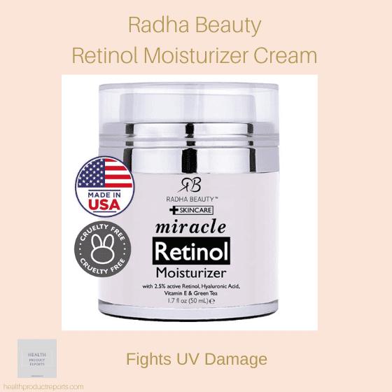 Retinol Moisturizer Cream