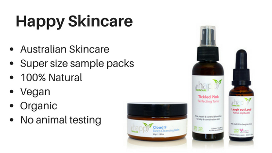 Happy Skincare - vegan skincare
