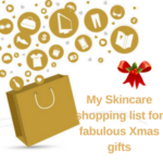 my top 10 skincare & beauty gifts for Christmas 2016