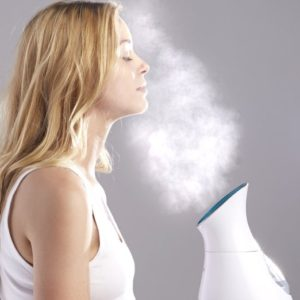 Nano ionic facial steamer by Pure