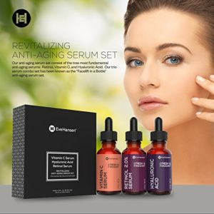 Eve Hansen - Anti-Aging Serum Set
