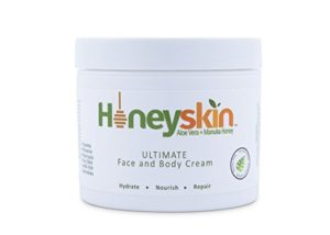 Honeyskin Organics Ultimate Face and Body Cream