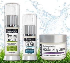 Derma-nu Skin Care Products for Anti Aging